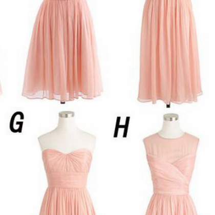 Mismatched Bridesmaid Dresses,Soft ..