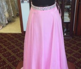 Piece Prom Gown,Two ..