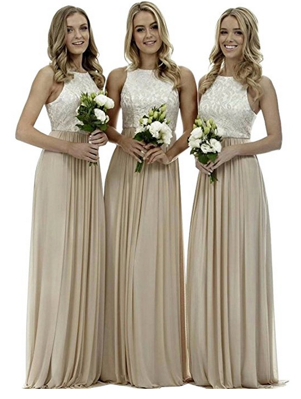 Bridesmaid Dresses,Long Bridesmaid Dresses,Champagne Bridesmaid Dresses,Bridesmaid Dresses For Weddings