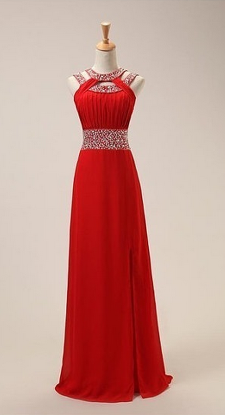 Red Prom Dresses,Open Back Prom Gowns,Backless Prom Dresses,Sparkle Party Dresses,Long Prom Gown,Open Backs Prom Dress,