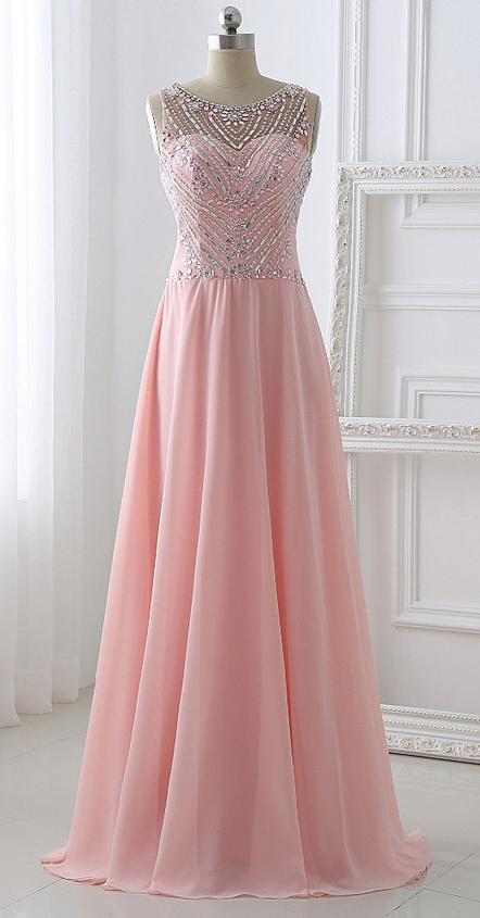 Prom Dresses,Evening Dress,Party Dresses,Pink Prom Dresses,Pink Evening Gowns,Simple Formal Dresses
