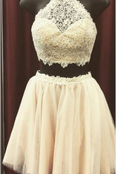 Lace Homecoming Dresses, Tulle Homecoming Dresses, Halter Homecoming Dresses, Sexy Homecoming Dresses, Short Prom Dresses, Homecoming Dresses, Cheap Homecoming Dresses, Popular Homecoming Dresses