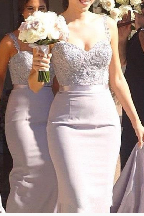 Exquisite Bridesmaid Dresses, Beaded Bridesmaid Dresses,Chiffon Bridesmaid Dresses ,Simple Bridesmaid Dresses, Mermaid Bridesmaid Dresses