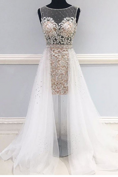 New Arrival Appliques Prom Dress,Long Prom Dresses,Charming Prom Dresses,Evening Dress,
