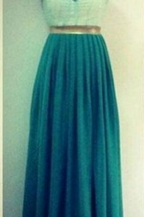 Elegant Women dress,high quality prom dress,chiffion prom dress,Party dress, Sleeveless Prom Dress,