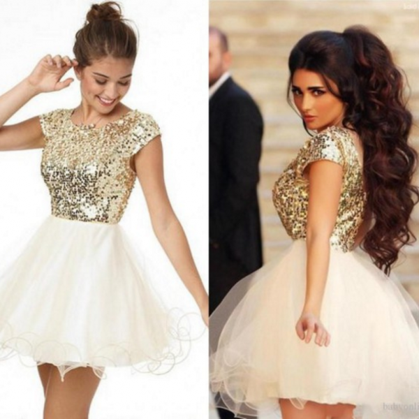 Sequin Homecoming Dress,Cap Sleeve Homecoming Dress,Cheap Homecoming Dress,Juniors Homecoming Dresses