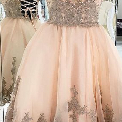 Modest Homecoming Dresses,Gorgeous Homecoming Dresses,Sweetheart Homecoming Dress,Lace Up Homecoming