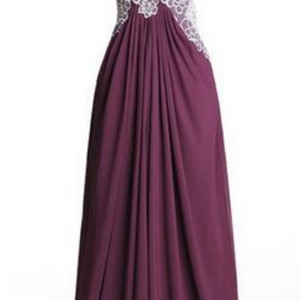 Lace Prom Dresses, Empire Prom Dresses, Floor-Length Prom Dresses, Sleeveless Prom Dresses, Elegant Prom Dresses, Custom Prom Dresses, Evening Dresses