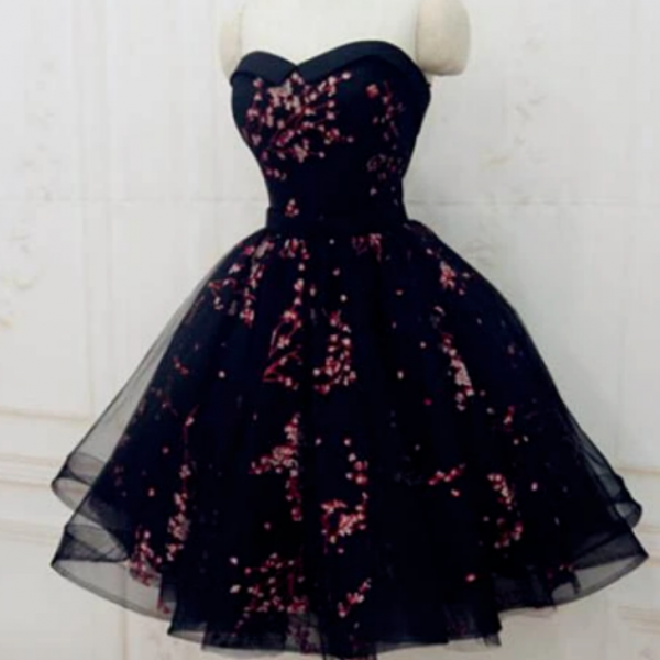 Sweetheart Homecoming Dress,Charming Homecoming Dress,A-Line Homecoming Dress,Short Prom Dress,Graduation Prom Dress