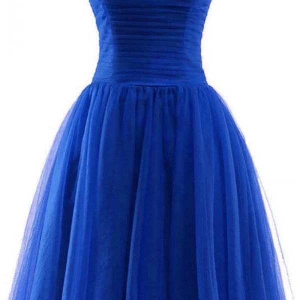 Short Sweetheart Simple Party Dress, Prom Dress